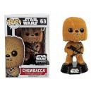 Chewbacca (Flocked) Smuggler's Bounty Exclusive POP! Star Wars Bobble-head Funko