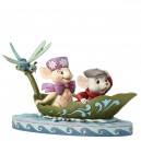 To The Rescue (Bernard & Bianca) 40th Anniversary Disney Traditions Enesco