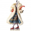 Devilish Dognapper (Cruella) Disney Traditions Enesco