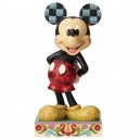 The Main Mouse (Mickey Mouse) Statement Figurine Disney Traditions Enesco