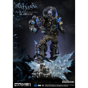 PRECOMMANDE Mr. Freeze - Batman: Arkham Origins Statue Prime 1 Studio