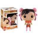Chun-Li (Red Outfit) exclusive - Street Fighter POP! Games Figurine Funko