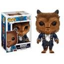Beast (Flocked) Exclusive POP! Disney Figurine Funko