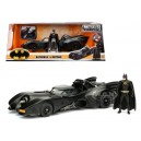 Batmobile & Batman (1989) Die Cast 1:24 Jada Toys