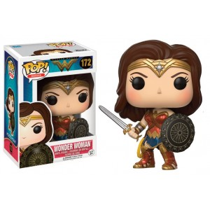 Wonder Woman - Wonder Woman POP! Heroes Figurine Funko