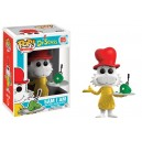 Sam I Am Flocked Exclusive - Dr. Seuss POP! Books Figurine Funko