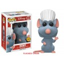 Remy (Flocked) Chase POP! Disney Figurine Funko