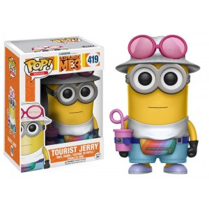Tourist Jerry - Despicable Me 3 POP! Movies Figurine Funko