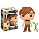Newt Scamander & Pickett Exclusive POP! Fantastic Beasts Figurine Funko