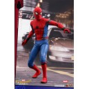 ACOMPTE 10% précommande Spider-Man - Spider-Man Homecoming MMS Figurine 1/6 Hot Toys