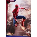 ACOMPTE 10% précommande Spider-Man (Deluxe Version) - Spider-Man Homecoming MMS Figurine 1/6 Hot Toys