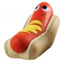 Hot Dog 1/24 Yummy World Tasty Treats Collectible Vinyl Mini Series 3-Inch Figurine Kidrobot