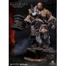 PRECOMMANDE Orgrim - Epic Series: Warcraft Premium Statue Damtoys