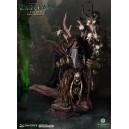 PRECOMMANDE Gul'dan - Epic Series: Warcraft Premium Statue Damtoys