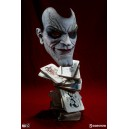 ACOMPTE 10% précommande The Joker - Face of Insanity Life Size Buste Sideshow