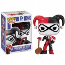 Harley Quinn with Mallet Exclusive POP! Heroes DC Comics Figurine Funko
