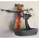 Jack Skellington in Halloweentown Statue Sega