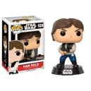han Solo (Action Pose) Exclusive POP! Bobble-head Funko