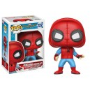 Spider-Man (Homemade Suit) - Spider-Man Homecoming POP! Marvel Figurine Funko