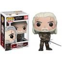 Geralt - The Witcher 3 : Wild Hunt POP! Games Figurine Funko