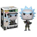 Weaponized Rick - Rick and Morty POP! Animation Figurine Funko