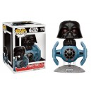 Darth Vader with TIE Fighter Exclusive POP! Bobble-head Funko