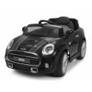 Voiture électrique 12V Mini cooper S noire