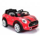 Voiture électrique 12V Mini cooper S rouge