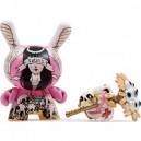 Judgement 1/24 Arcane Divination Dunny Series Tokyo Jesus 3-Inch Figurine Kidrobot