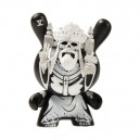 The Hierophant (White) ?/?? Arcane Divination Dunny Series Jon-Paul Kaiser 3-Inch Figurine Kidrobot