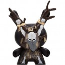 The Hanged Man 2/24 Arcane Divination Dunny Series Jon-Paul Kaiser 3-Inch Figurine Kidrobot
