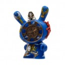 The Wheel of Fortune 2/24 Arcane Divination Dunny Series J*RYU 3-Inch Figurine Kidrobot