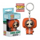 Zombie Kenny POP! Pocket Keychain Funko