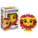 Simba (Leaf Mane) POP! Disney Figurine Funko