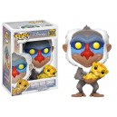 Rafiki with Simba POP! Disney Figurine Funko