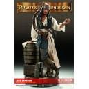 PRECO Jack Sparrow Exclusive Edition Premium Format Statue Sideshow