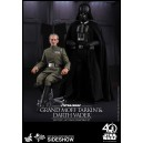 ACOMPTE 10% précommande Grand Moff Tarkin & Darth Vader MMS 1/6 Figurine Hot Toys