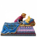 The Spell Is Broken (Aurora & Prince Philip) Disney Traditions Enesco