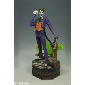 ACOMPTE 10% précommande The Joker Maquette Statue Tweeterhead