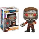 Star-Lord (with Mask) Exclusive - Guardians of the Galaxy POP! Marvel Figurine Funko