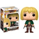 Armin Arlelt Exclusive - Attack on Titan POP! Animation Figurine Funko