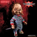 "Chucky - Bride of Chucky Talking 15"" Mega Scale Doll Mezco"