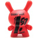 Giant Size $1.57 2/24 Andy Warhol Series 2 Dunny 3-Inch Figurine Kidrobot
