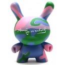 Camo 1/24 Andy Warhol Series 2 Dunny 3-Inch Figurine Kidrobot
