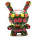 Flower Pattern 2/24 Andy Warhol Series 2 Dunny 3-Inch Figurine Kidrobot