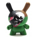 Skull 2/24 Andy Warhol Series 2 Dunny 3-Inch Figurine Kidrobot