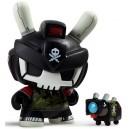 Srch Destroy 2/24 Designer Toy Awards Series 1 Dunny Quiccs 3-Inch Figurine Kidrobot