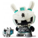 Armd Dangerous 3/24 Designer Toy Awards Series 1 Dunny Quiccs 3-Inch Figurine Kidrobot