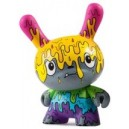 Ooey Gooey 1/24 Designer Toy Awards Series 1 Dunny The Bots 3-Inch Figurine Kidrobot