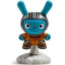 Blast Off 2/24 Designer Toy Awards Series 1 Dunny The Bots 3-Inch Figurine Kidrobot
